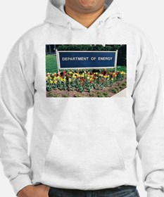 Dept Of Energy and Tulips Hoodie