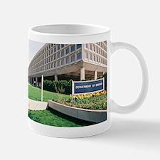 Dept Of Energy Building Mug