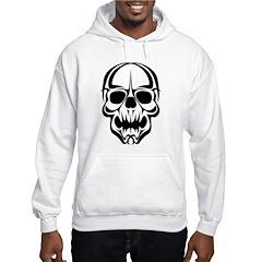 Scary Skull Hoodie