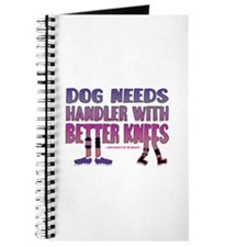 Better Knees (Purple) Journal
