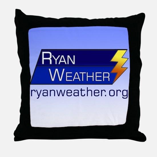 Ryan Weather Throw Pillow