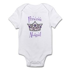 Abigail. Infant Bodysuit
