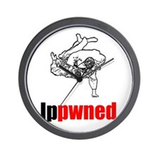 Ippwned Wall Clock