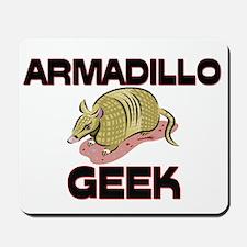 Asian Elephant Geek Mousepad