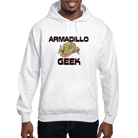 Asian Elephant Geek Hooded Sweatshirt