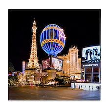 Paris Las Vegas Tile Coaster