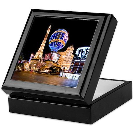 Paris Las Vegas Keepsake Box