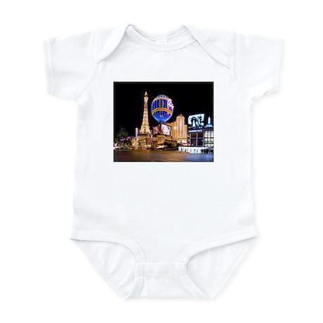 Paris Las Vegas Infant Bodysuit