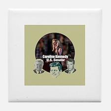 Kennedy Senate Tile Coaster