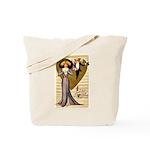 Valentine Cherub Tote Bag