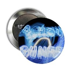 """24 Hour Lounge Neon 2.25"""" Button"""