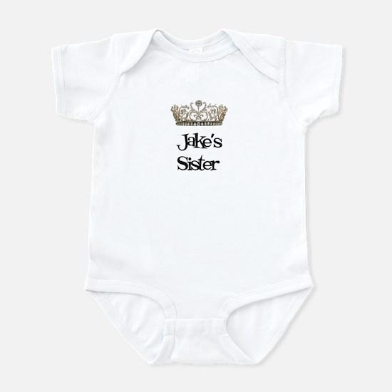 Jake's Sister Infant Bodysuit