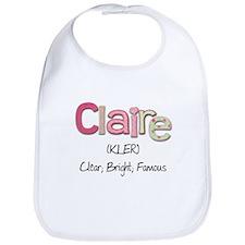 Claire Bib
