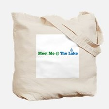 Meet me at the Lake! - Tote Bag