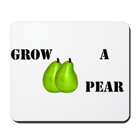 Pear Mousepad