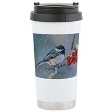 Sweet Little Birdie Travel Mug