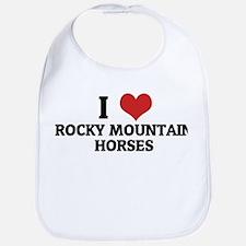 Rocky Mountain Horses Bib