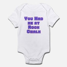You Had Me At . . . Infant Bodysuit