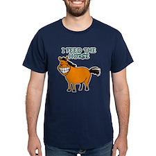 I Feed The Horse T-Shirt