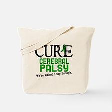 CURE Cerebral Palsy 3 Tote Bag