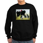 Black Cochin Family Sweatshirt (dark)