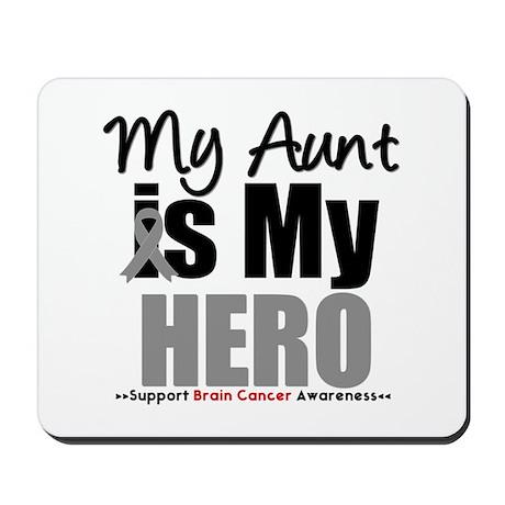 BrainCancerHero Aunt Mousepad