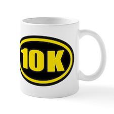 10 K Runner Oval Small Mug