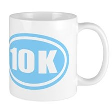 10 K Runner Oval Small Mug