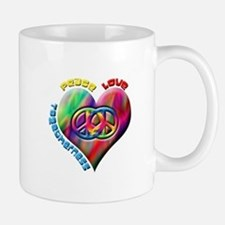Peace Love Togetherness Mug