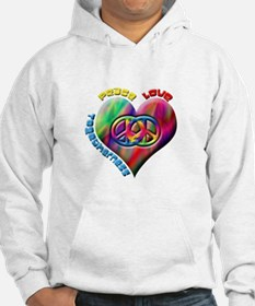 Peace Love Togetherness Hoodie