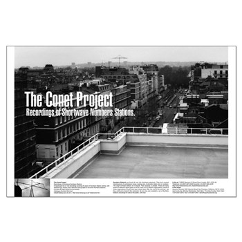 The Conet Project Poster