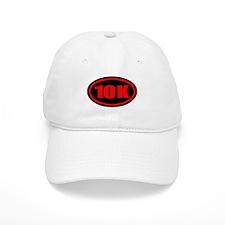 10 K Runner Oval Baseball Cap