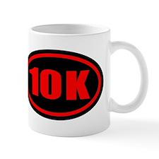 10 K Runner Oval Mug