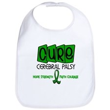 CURE Cerebral Palsy 1 Bib
