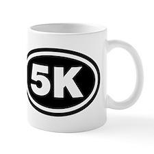 5 K Runner Oval Mug