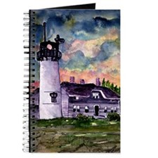 Chatham Cape Cod Lighthouse Painting Journal