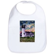 Chatham Cape Cod Lighthouse Painting Bib