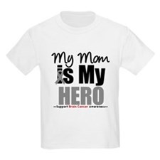 BrainCancerHero Mom T-Shirt