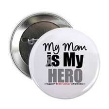 "BrainCancerHero Mom 2.25"" Button"