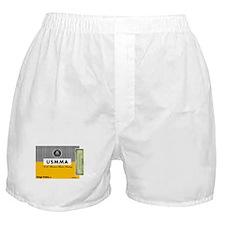 Hand Rolled Midshipmen Boxer Shorts