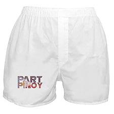 Funny Pinoys Boxer Shorts