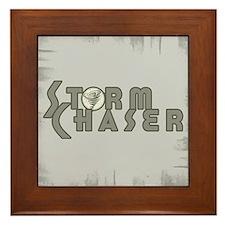 Storm Chaser 4 Framed Tile