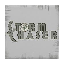 Storm Chaser 4 Tile Coaster