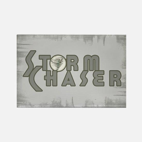 Storm Chaser 4 Rectangle Magnet