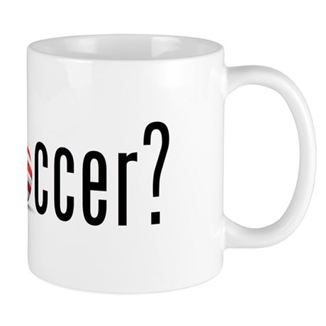 got soccer (USA)? Mug