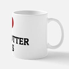 I Love Orlov Trotter Horses Mug