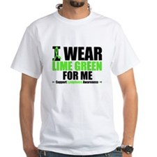 I Wear Lime Green For Me Shirt