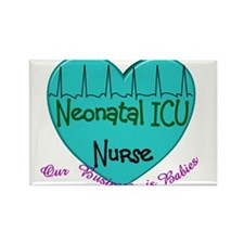 NICU Nurse Rectangle Magnet