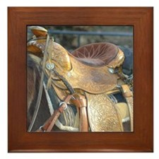 Framed Tile #8