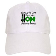 HOPE Cerebral Palsy 4 Baseball Cap